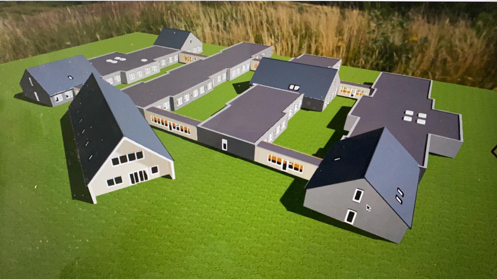 Inschrijven kleinschalig zorgcomplex Pim Senior in Dorst van start